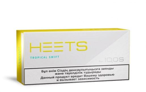 IQOS Heets Tropical Swift Dubai UAE
