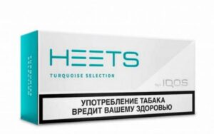 IQOS Heets Turquoise from Parliament Russia Dubai UAE