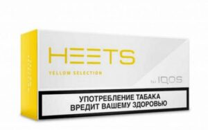IQOS Heets Yellow from Parliament Russia in Dubai UAE